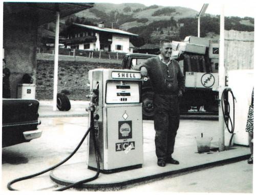 Gas Station Operator