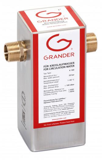 GRANDER® Circulation Units