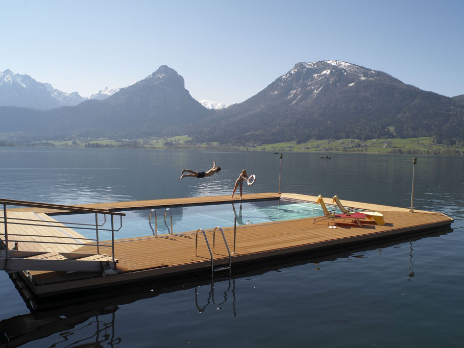 """Romantic Spa Hotel """"White Horse Inn"""" - A good piece of Austria"""