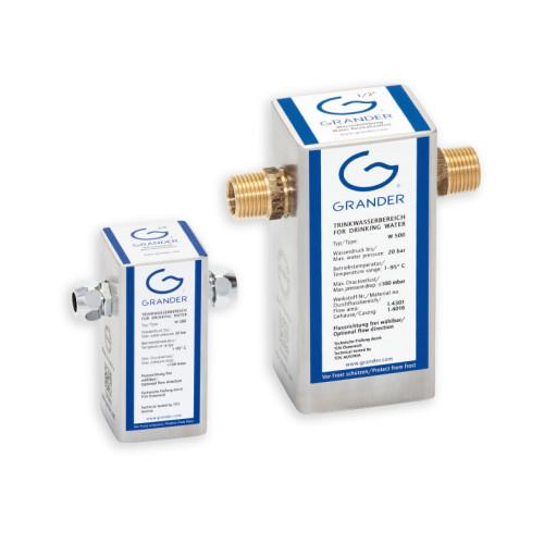 Vivificateurs GRANDER® W38 | W50