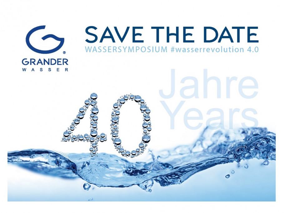 Water Symposium News – #waterrevolution4.0