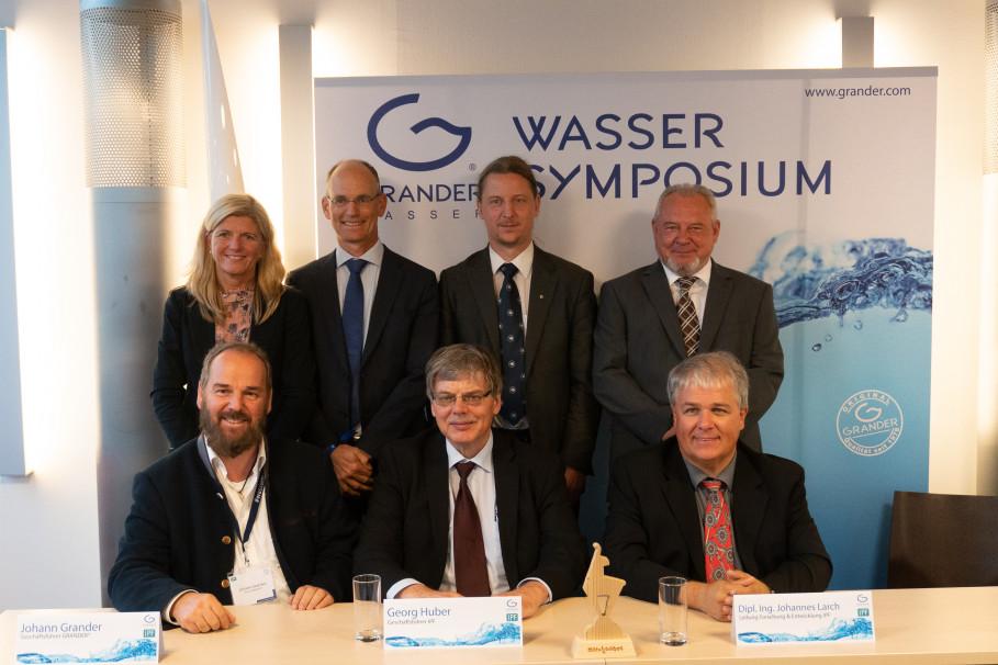 Un symposium sur l'eau a révélé de nouvelles idées et des progrès concernant la recherche sur l'eau