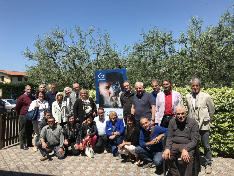 Rencontre nationale GRANDER® en Italie
