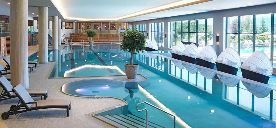 Interalpen-Hotel Tyrol - Leading Hotel of the World