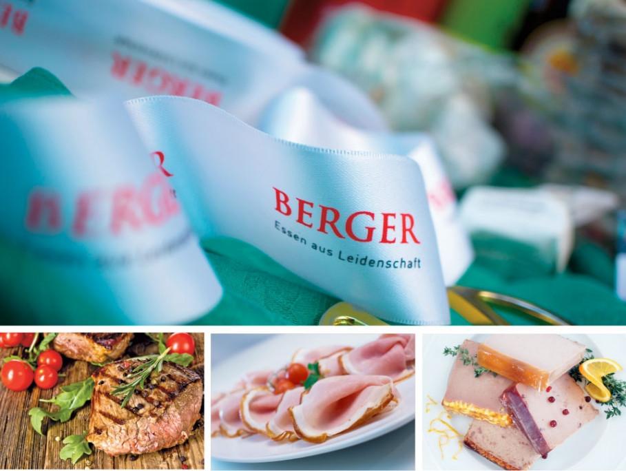 Berger Ham - from Austria for Austria