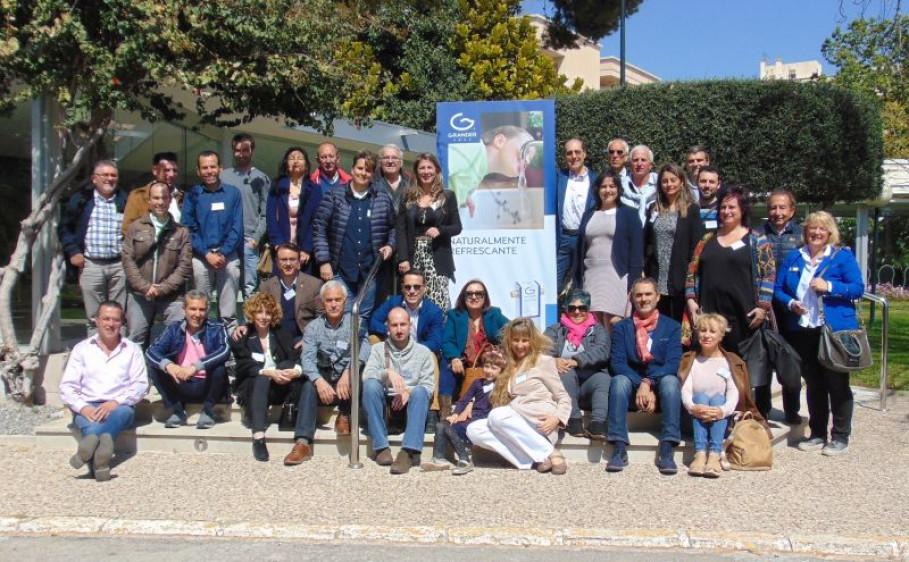 Premier meeting national GRANDER® en Espagne