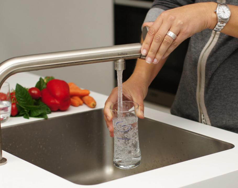 Beste Wasserqualität für zu Hause
