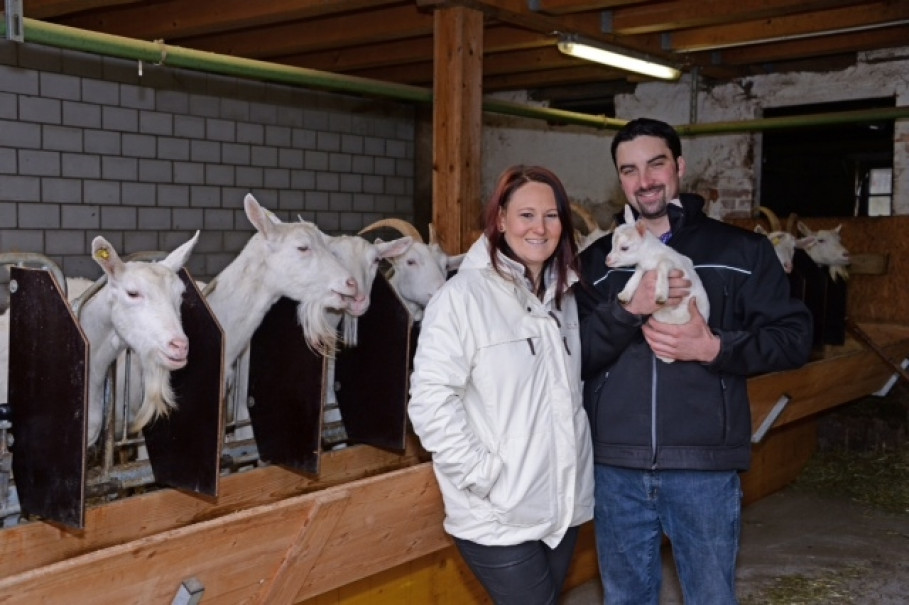 Chèvrerie Brönnimann : en harmonie avec les animaux et la nature