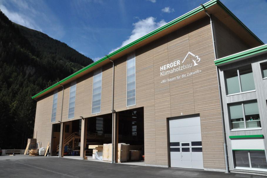 Herger Klimaholzbau AG, Spiringen
