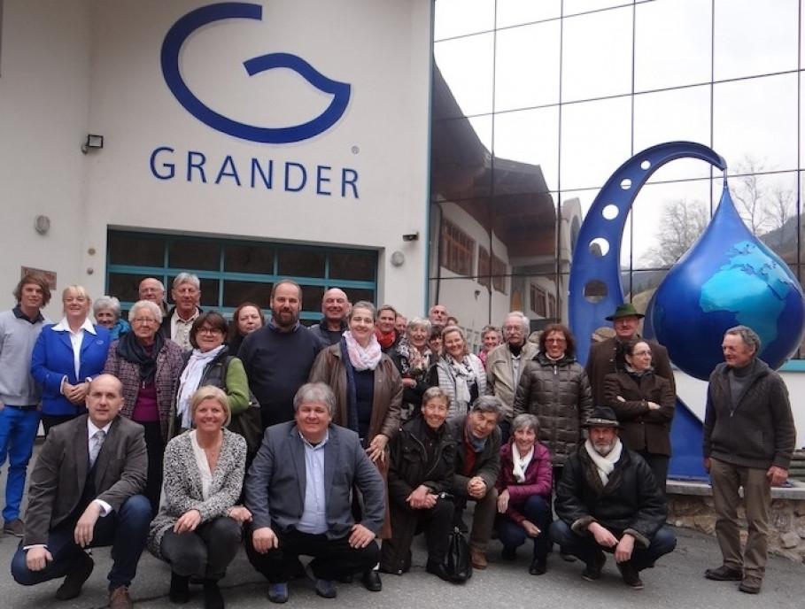 1. GRANDER®-Kundentag am Weltwassertag