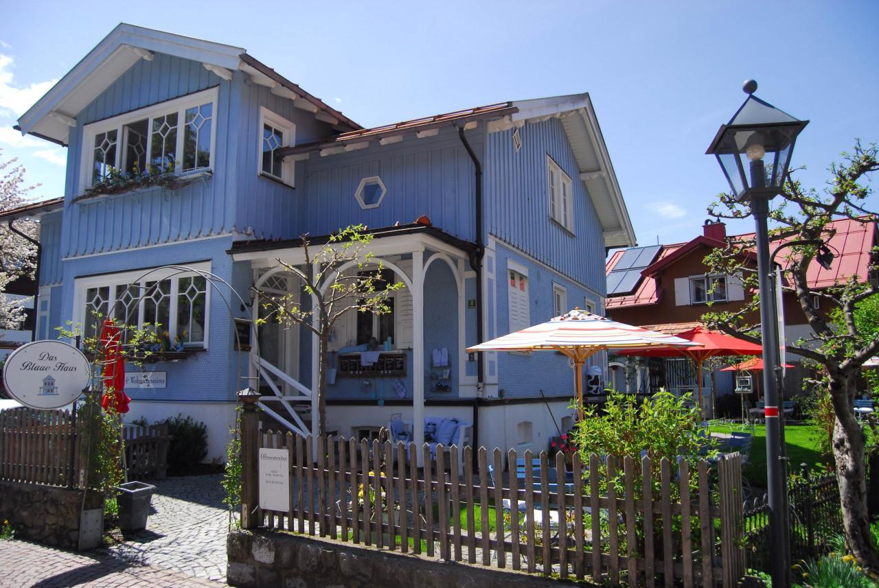 Blaues Haus Glückstadt