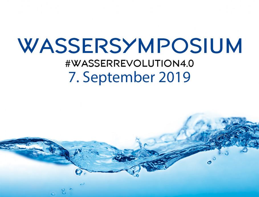 Symposium sur l'eau #wasserrevolution4.0