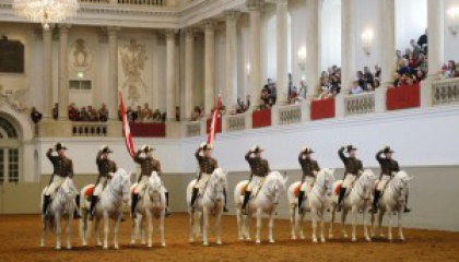 Spanische Hofreitschule - Wien