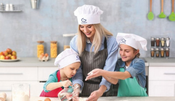 Faire des gâteaux avec GRANDER®