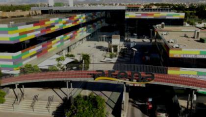 Arena Alicante, Spanien