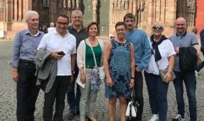 GRANDER®-Sommerseminar für Export-Partner in Straßburg