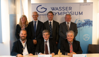 New Insights and State of the Art in Water Research Presented at Water Symposium
