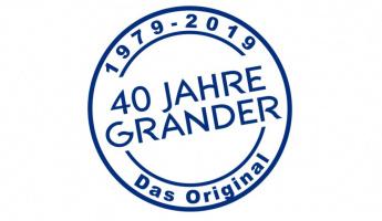 40 Jahre GRANDER®