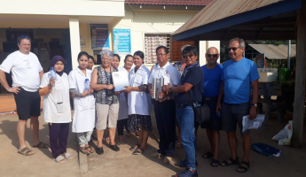 Unterstützung von GRANDER® für Kambodscha