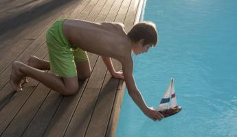 Bestes Wasser für Pools und Teiche