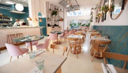 Wild Food Café, London, UK