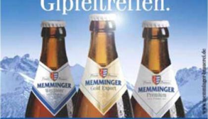 Bière Memminger : une bonne bouteille