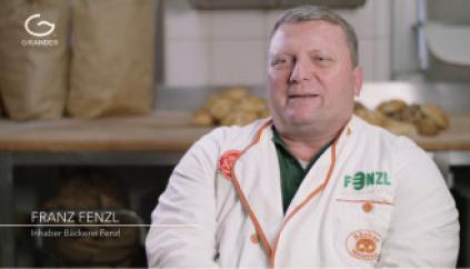Belebtes Brot aus der Bäckerei Fenzl, Linz