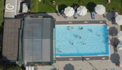 Blu Fit, Bergamo, IT - piscine vivifiée